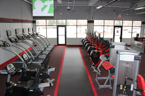 snap fitness, gym in harrison township, harrison township