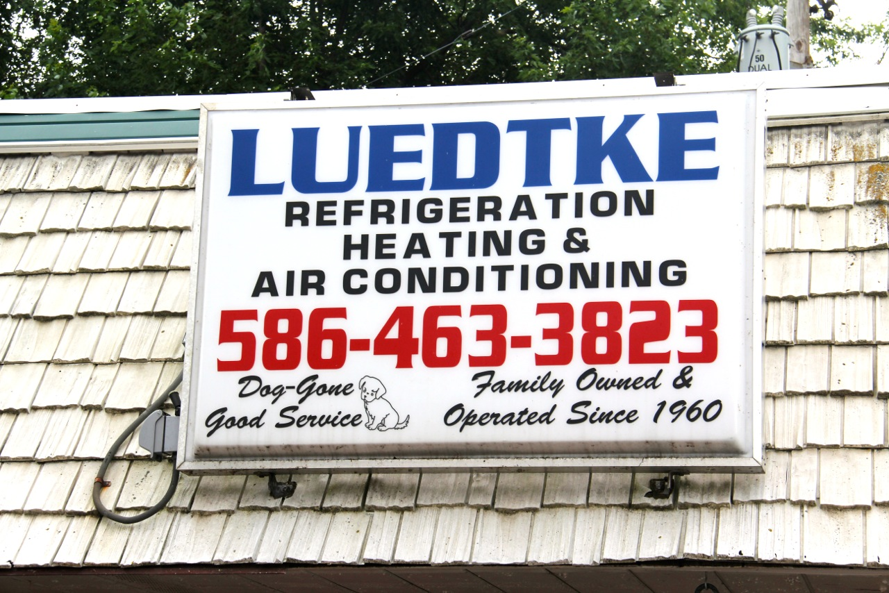 Luedtke Heating And Cooling Harrison Township Repair