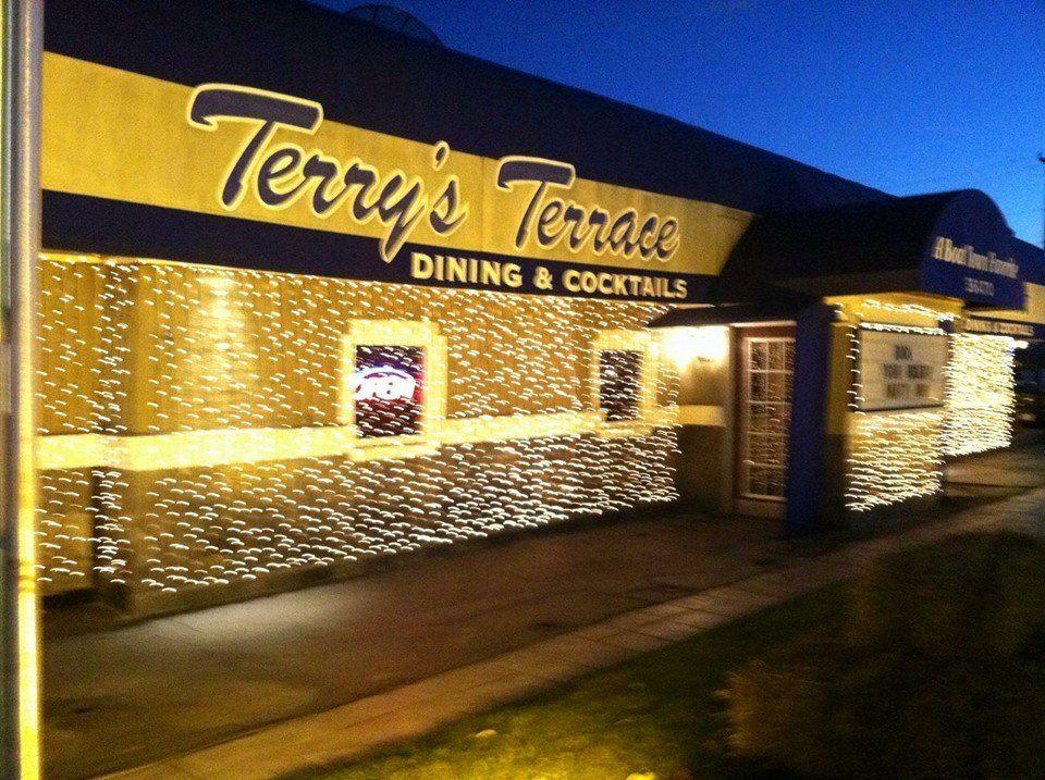 terrys terrace, harrison township